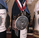 wine competition awards